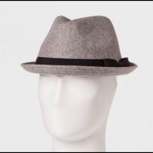 New Goodfellow and co Gray L/XL fedora hat men's